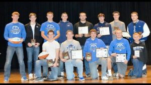 2015 Football Banquet Award Winners