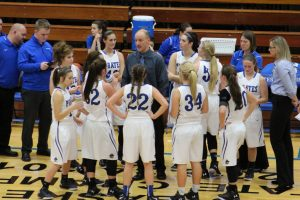 girls basketball 1/9/16