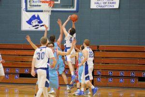JV Boys Basketball vs JCD
