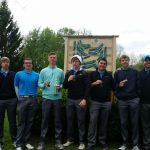 Greensburg High School Boys Varsity Golf finishes 1st place