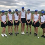 Girls Varsity Golf beats Jennings County 191 – 231
