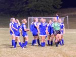 Sophomore Macey Smith With the Hat Trick, Greensburg Lady Pirates Soccer Wins 7-2