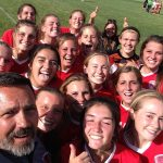 Spanish Fork High School Girls Varsity Soccer beat Bountiful Braves 2-1