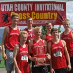 Cross Country Utah County Invitational Results