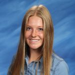 Sarah Thompson- Academic All State in Tennis