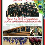 Drill Team will compete at State Feb 2nd
