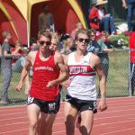 Track Athletes compete at Great Southwest Classic