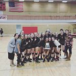 SFHS Volleyball Team – Region 10 Champs!