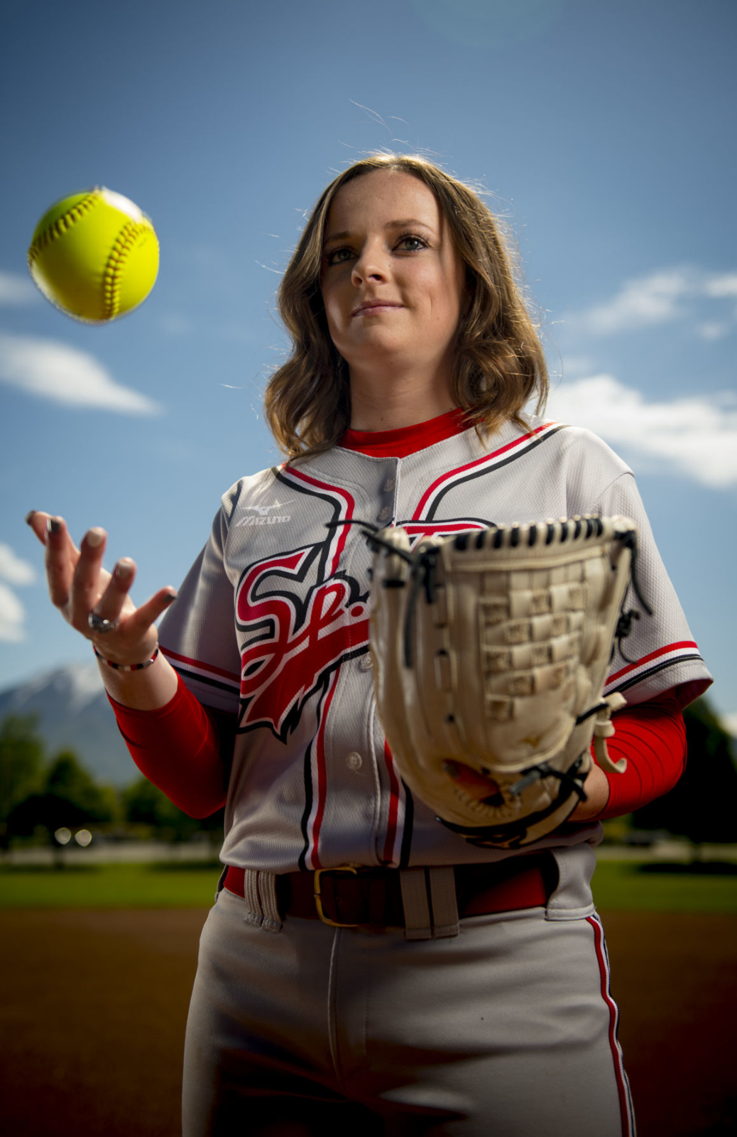 Briley Young earns 2019 All-Valley Softball Player of the Year Award