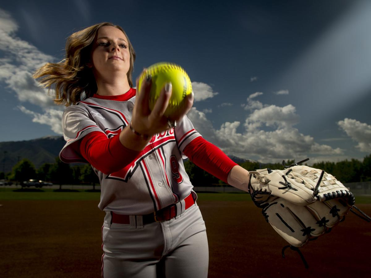 Spanish Fork's Briley Young becomes the latest softball Player of the Year in the past decade