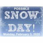 Snow Day Information- Nebo Parents/ Guardians & Employees