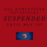 UHSAA Extends Suspension of Activites and Athletics, including Practices/ Team Gatherings to May 1st.