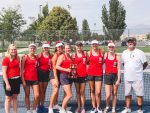Tennis team excels at SF Invitational