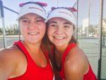 Girls Varsity Tennis beats Salem Hills 3 – 2