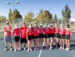 Lady Dons Shine at Region Varsity Tennis Tournament