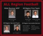 Football All Region 8 Team