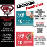 Lacrosse teams Fundraiser information