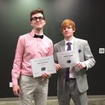 Boys' Basketball Awards 2015-2016
