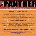 Panther Basketball Camps 2016