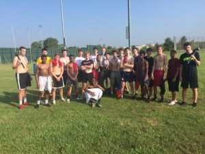 Preseason workouts 2016