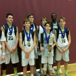 Freshman boys 3D Hoops team wins Championship