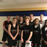 Varsity Boy Go Undefeated at Boswell High School Tourney
