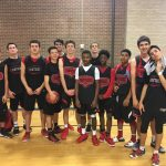 JV Boys Compete in Boswell Tournament
