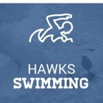 Hawks Swim Team Logo