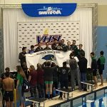STATE MEET SWIMMING RESULTS, BOYS TAKE 2ND OVERALL