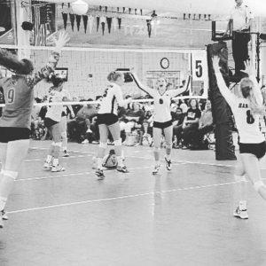 Girls Varsity Volleyball '16