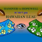 Hawaiian Spirit Night, Hopewell vs Hanover