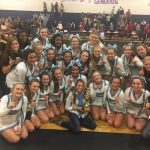 Cheerleaders Repeat Conference 20 Champions