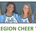 All-Region Competition Cheer Team