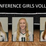 All-Conference Girls Volleyball Team