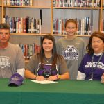 Signing Day, Erin Acors