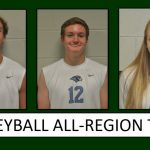 Volleyball All-Region Team
