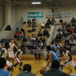 Boys Basketball, Hawks Beat LD