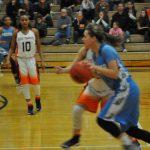 Girls Basketball: Hawks Beats C-Feds
