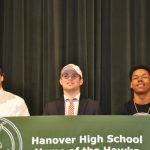 Signing Day for Brewer, Cheatham, and Mahone