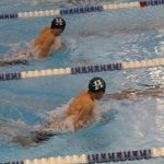 Swim Team: Boys Win Relay, 2nd Overall
