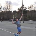 Boys Tennis: Undefeated