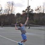 Boys Tennis: Undefeated