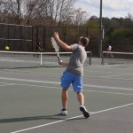 Boys Tennis Dominates Varina