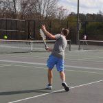 Boys Tennis Dominates Varina