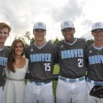 Senior Night: Hawks Beat the Raiders