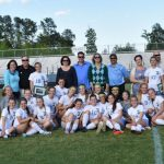 Girls Soccer: Senior Night