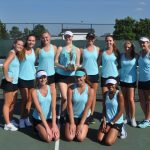 Girls Tennis: Conference 20 Champions!