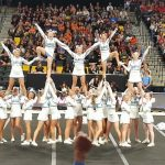Cheer Team Makes School History!