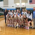 Regional Champion Hanover Girls Volleyball