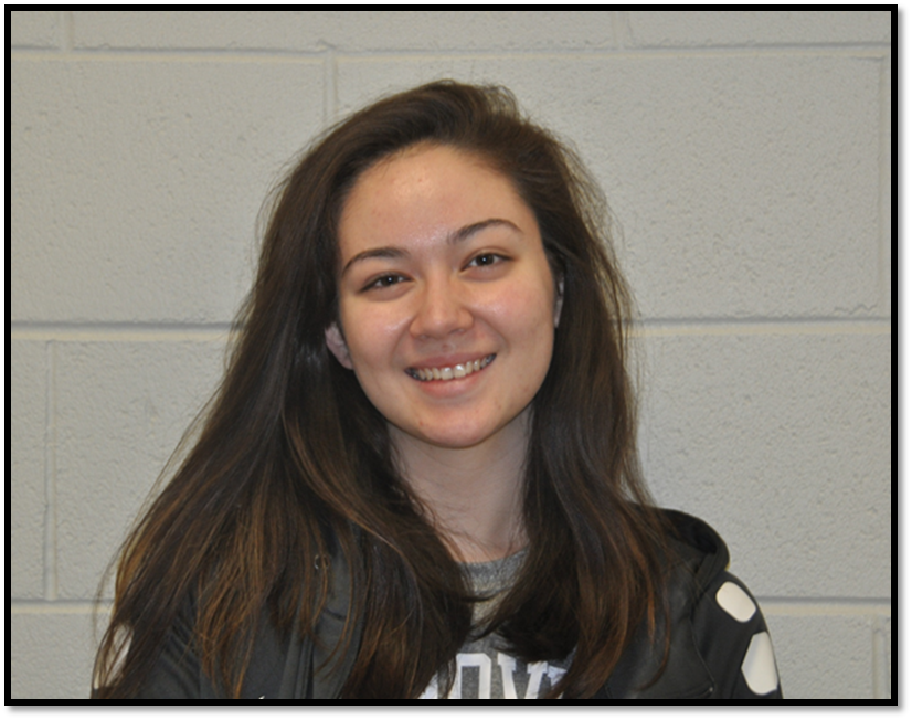 Feb. Athlete of the Month Results
